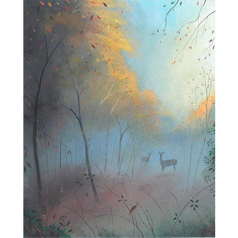 Nicholas Hely Hutchinson - Autumn Morning (Limited Edition Print)