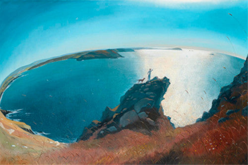 Nicholas Hely Hutchinson - Towards the Camel Estuary (Limited Edition Print)