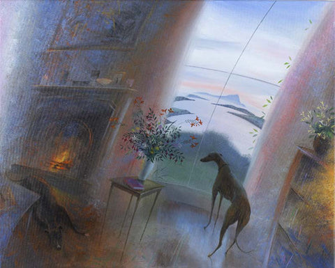 Nicholas Hely Hutchinson - An Evening by Clew Bay (Limited Edition Print)