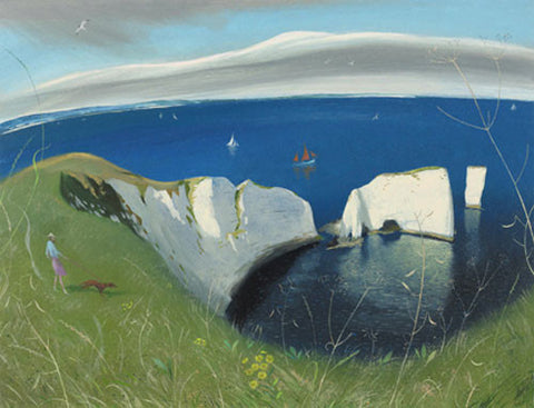 Nicholas Hely Hutchinson - Rocks at Old Harry