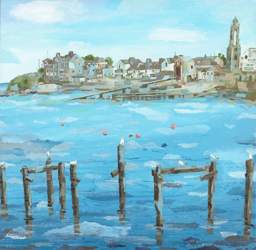 Claire Henley - Swanage (Limited Edition Print)
