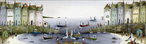 Rebecca Lardner - Nauti But Nice (Limited Edition Print)