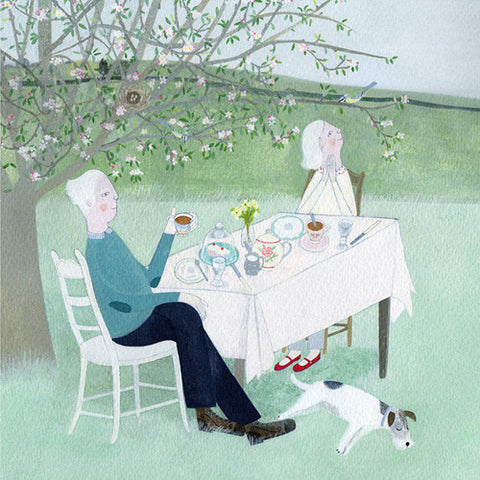 Mani Parkes - Afternoon Tea (Limited Edition Print)