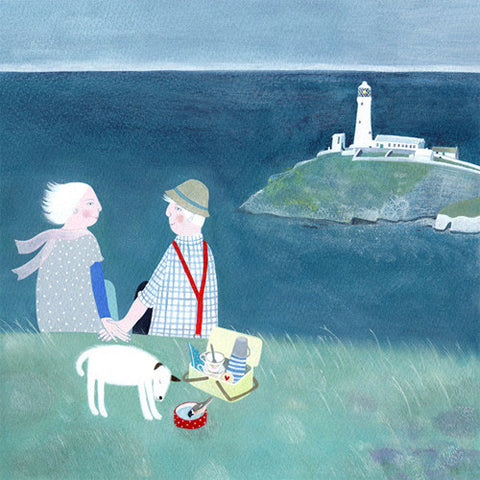 Mani Parkes - Our Favourite Spot (Limited Edition Print)
