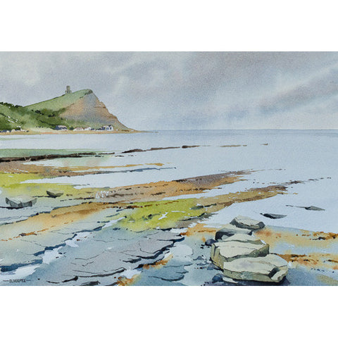 Oliver Pyle - Stormy Light, Kimmeridge