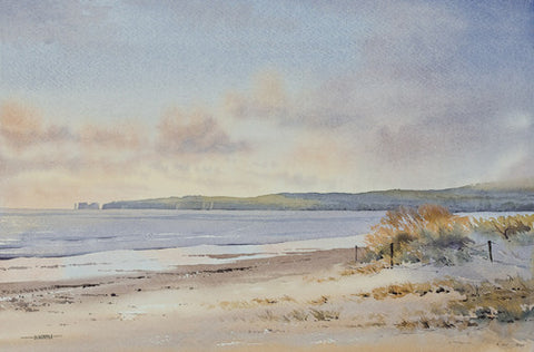 Oliver Pyle - A New Day, Studland (Limited Edition Print)