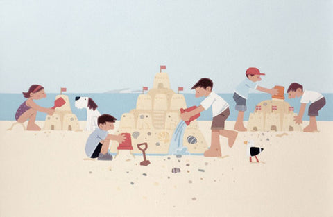 Sasha Harding - Sandcastle Competition