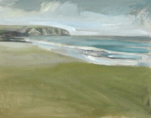Ben Spurling - Swanage Beach (Limited Edition Print)