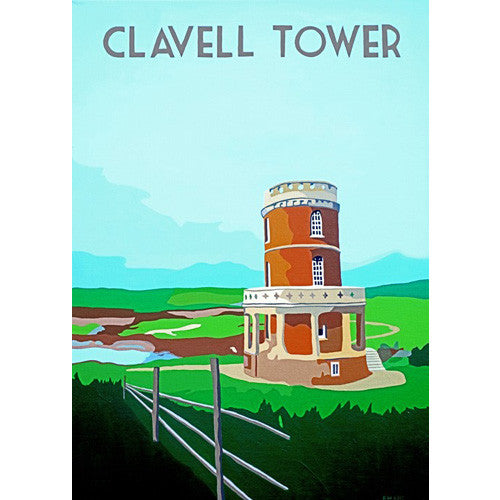Richard Watkin - Clavell Tower