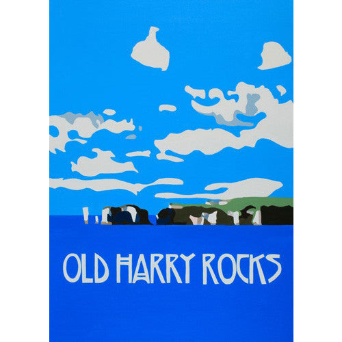Richard Watkin - Old Harry Rocks