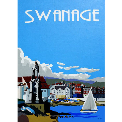 Richard Watkin - Swanage