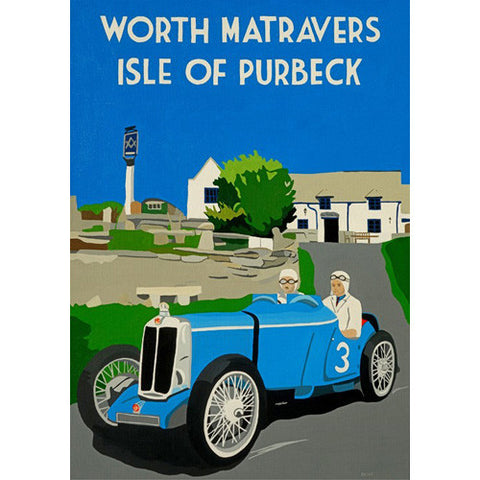 Richard Watkin - Worth Matravers