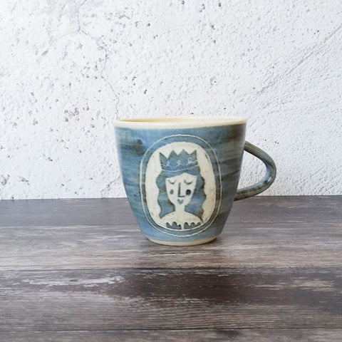 Laura Lane - Mermaid of Zennor Mug