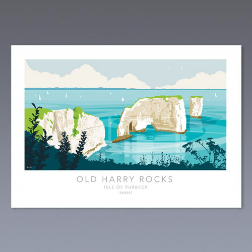 Kevin Williamson - Old Harry Rocks II