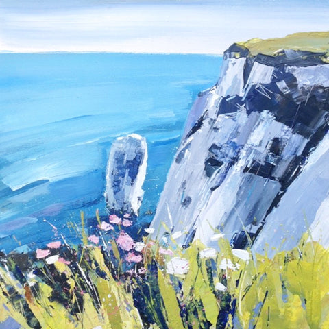 Sian McGill - Old Harry Rocks II