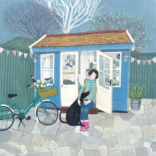 Mani Parkes - Our Shed