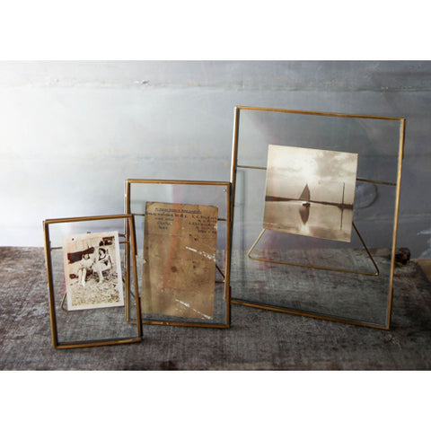 Photoframe: Danta Antique Brass Frame