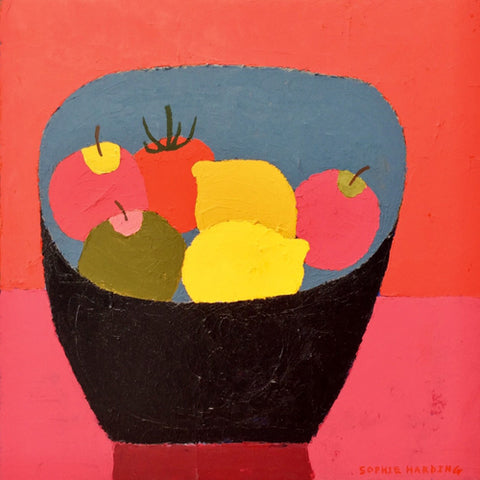 Sophie Harding - Summer Fruit Bowl (Original)