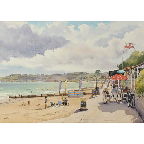 Oliver Pyle - Ignore The Clouds - it's Definitely Beach Weather!
