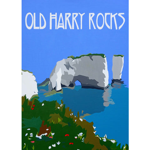 Love Dorset - Old Harry Rocks II