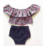 Joan Collins Chic Baby Girl Two Piece Set