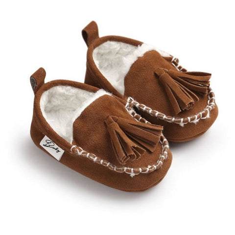 Baby Moccasin Shoes - The Pickle and Potato