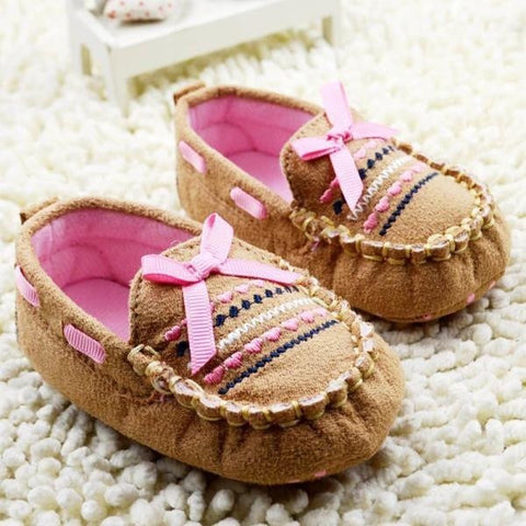 Girls Baby Infant House Shoes - The Pickle and Potato