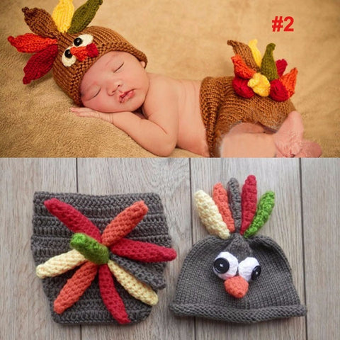 The Baby Gobbler - Newborn Photography Props