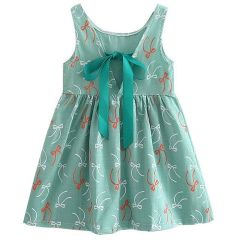 Baby Girl Summer Dress - The Pickle and Potato