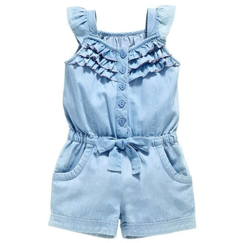 Baby Summer Sunsuit - The Pickle and Potato