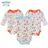 Baby Rompers 3pc set - The Pickle and Potato
