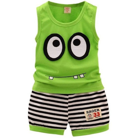 Baby Summer 2pc set - The Pickle and Potato
