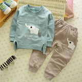 The Queen's Guard Two Piece Long Sleeved Sweater & Long Pants Set