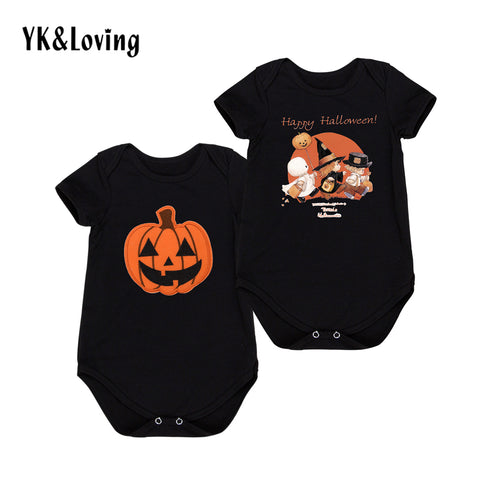 Halloween - Fall Baby Romper