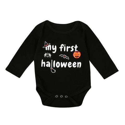 Halloween Baby Romper - The Pickle and Potato