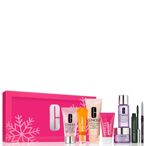 Clinique Sparkle and Glow Set (Actual Value - Rs.13500)