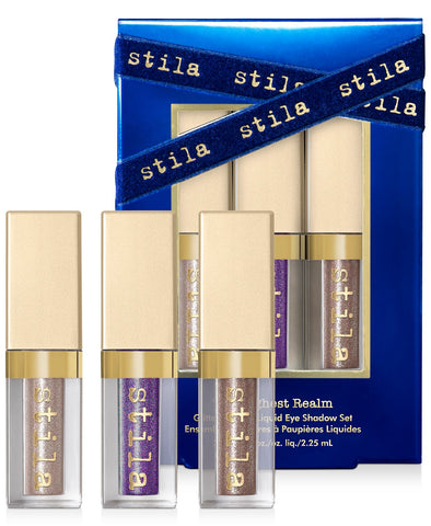 Stila The Highest Realm Glitter & Glow Liquid Eye Shadow Set