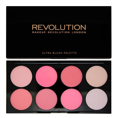 Makeup Revolution Blush Palette - All About Pink