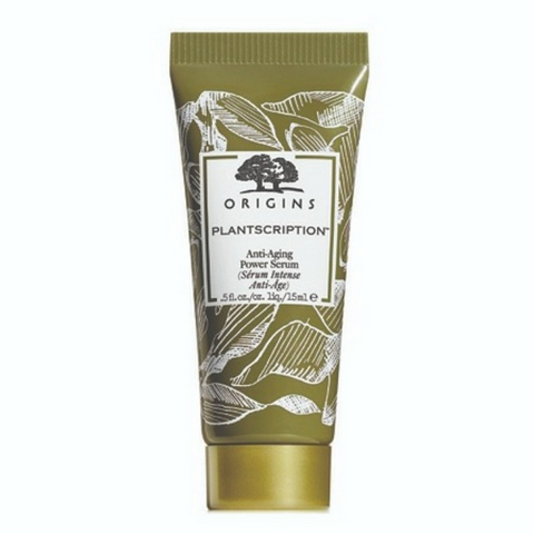 ORIGINS Plantscription™ Anti-Aging Power Serum Mini, 15ml (From Origins Best Seller Skin Set)