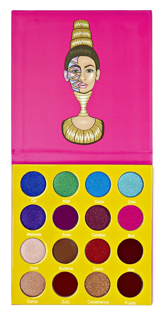 Juvia's place - Masquerade Eyeshadow Palette