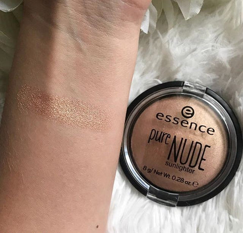 Essence Pure Nude Highlighter - Be My Highlight 01