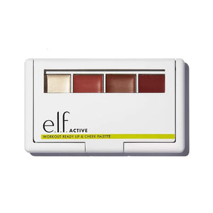 ELF Cosmetics Workout ready Lip & Cheek Palette