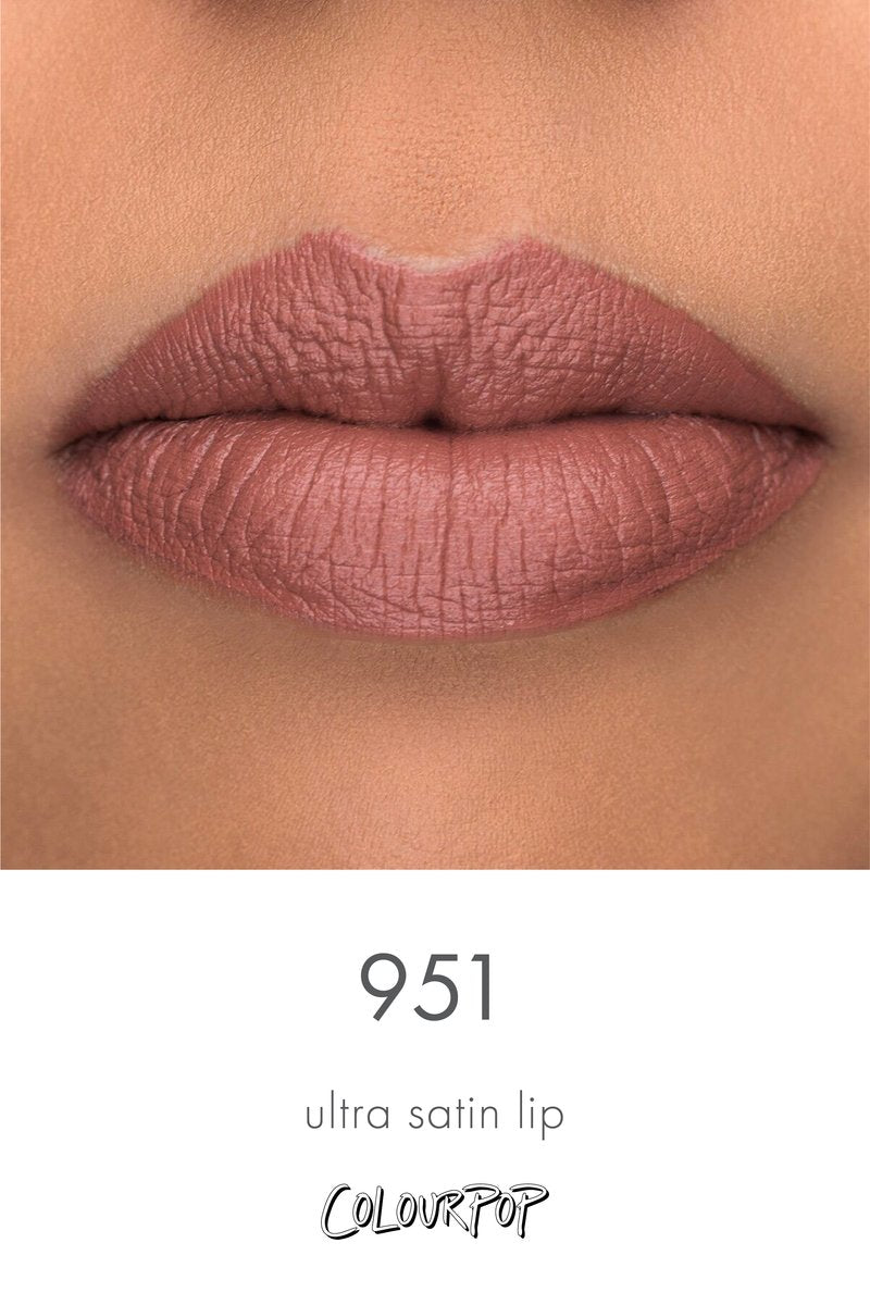 Colourpop Ultra Satin Liquid Lipstick - 951