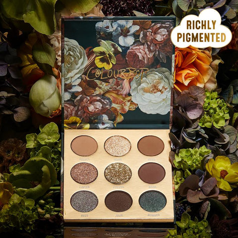 Colourpop Grandeur Eyeshadow Palette