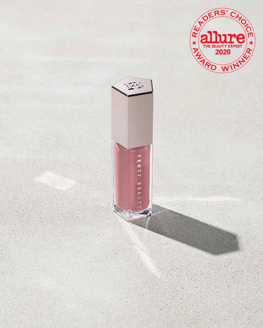 FENTY BEAUTY by Rihanna Gloss Bomb Universal Lip Luminizer - Fu$$y, Mini - 5.5ml (Unboxed)