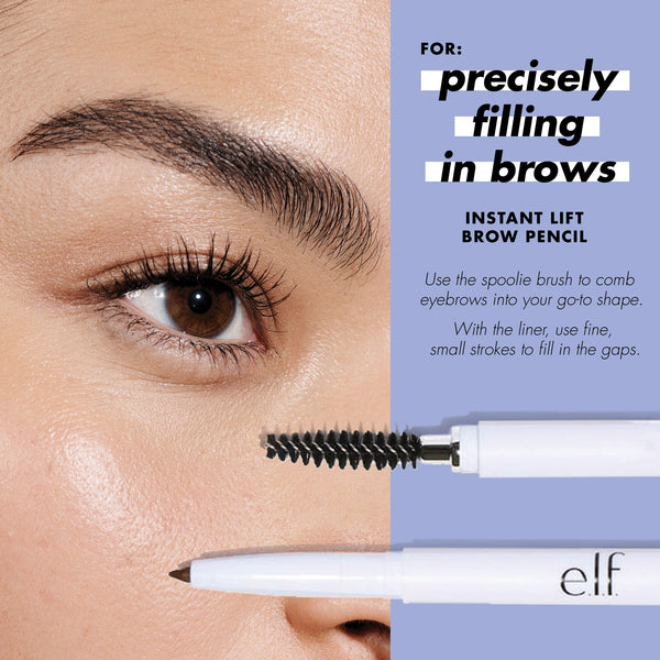 ELF Lift Brow Pencil - Neutral Brown