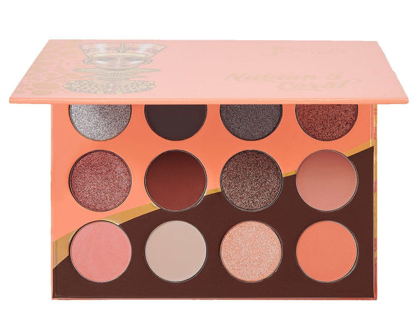 Juvia's Eyeshadow Palette - The Nubian 3 Coral