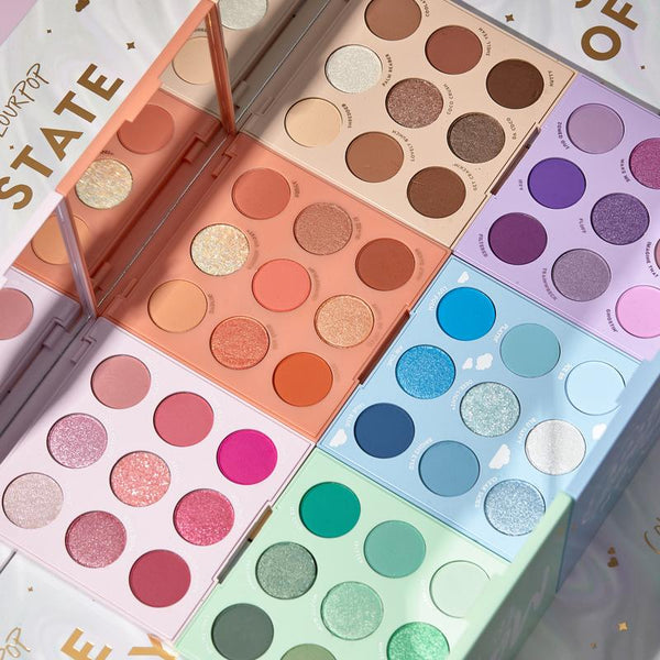 Colourpop Shadow Palette Vault - State of Play