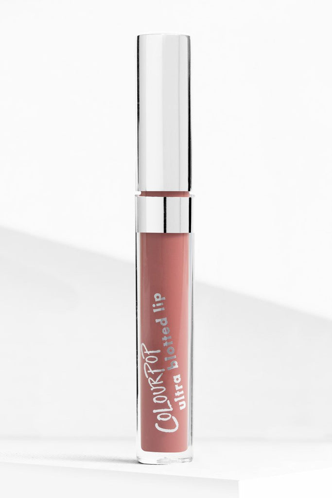 Colourpop Ultra Blotted Liquid Lipstick - zuma