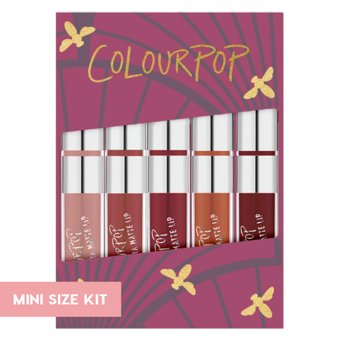 Colourpop Mini Lip Kit - It's Vintage